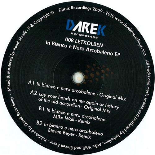 LetKolben - Lay Your Hands on Me Again or History of the Old Accordion (Original Mix)