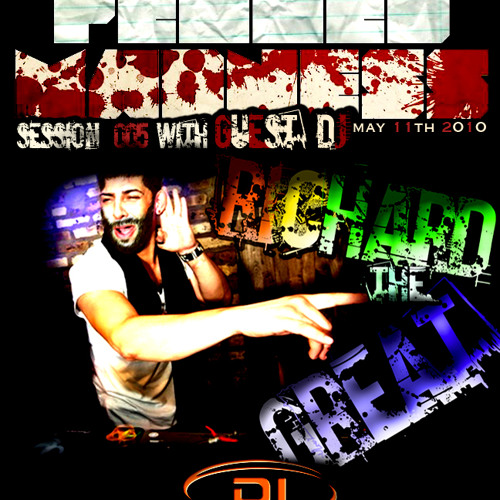 Live on Digitally Imported Radio w/Penned Madness Sessions 005 - Chicago, IL