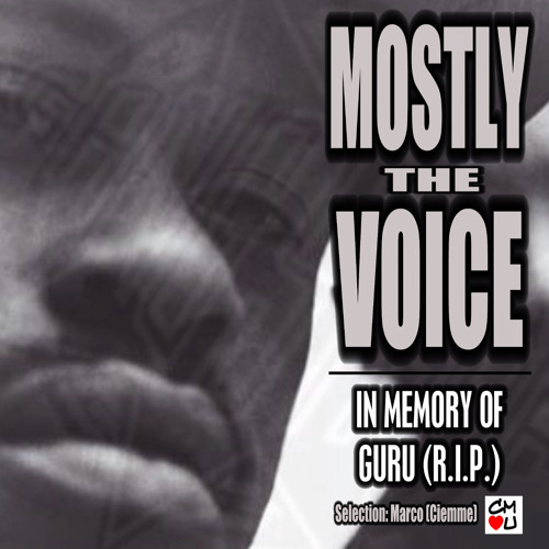 "Mardoch(Ciemme)'s ""Mostly the voice"""