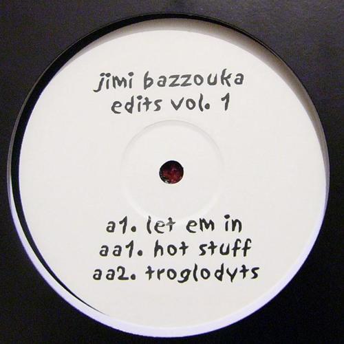 Let Em In (Jimi Bazzouka Edit)