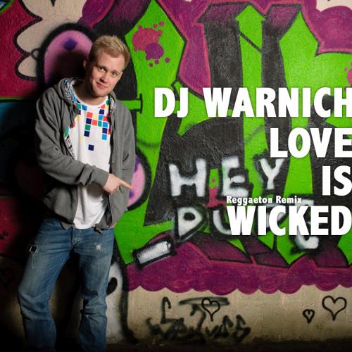 """Brick & Lace - Love Is Wicked """"DJ Warnich Reggae Heaven"""""""