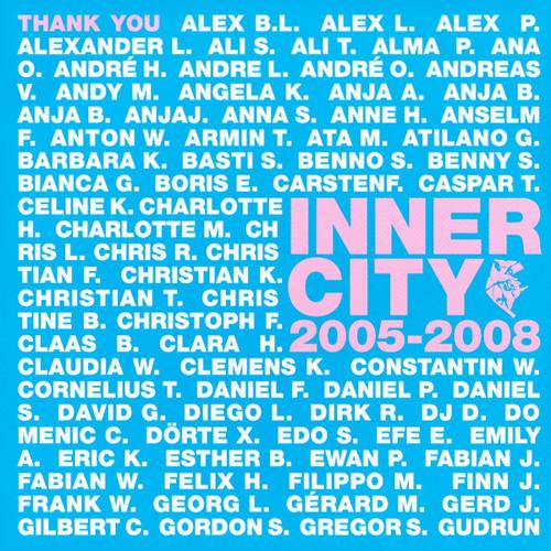 DIXON INNERCITY 2005-2008 MIX...