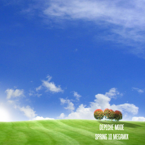 Depeche Mode - Megamix (Spring 10 Megamix Edit)