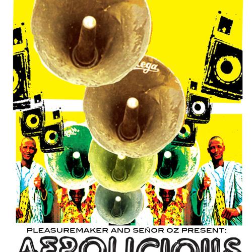 Afrolicious 3 Year Mixtape