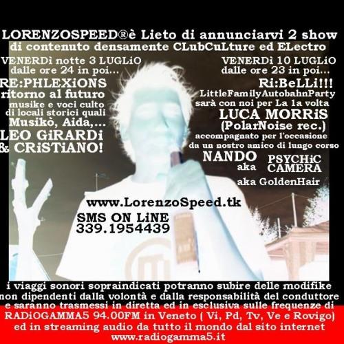 Re:PhLeXiOnS Venerdi notte 03/07/2009 LorenzoSpeed® & Leo Girardi