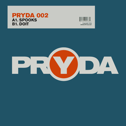 Pryda - Spooks