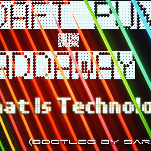 Daft Punk vs. Haddaway - What Is Technologic (SDJ Mashwork)