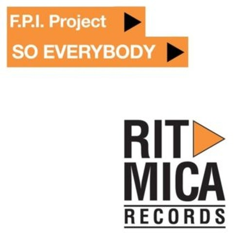 FPI Project with nu singer Sharon May Linn -SO EVERYBODY-radio mix
