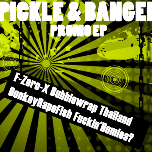 Pickle & Banger - F-Zero-X