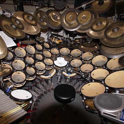 Stefan ZMK - Drumfetish (Peur Bleue 011) 2012