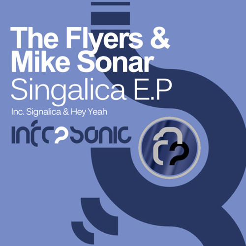 The Flyers & Mike Sonar - Hey Yeah(cut from TATW with Above and Beyond Episode #321)