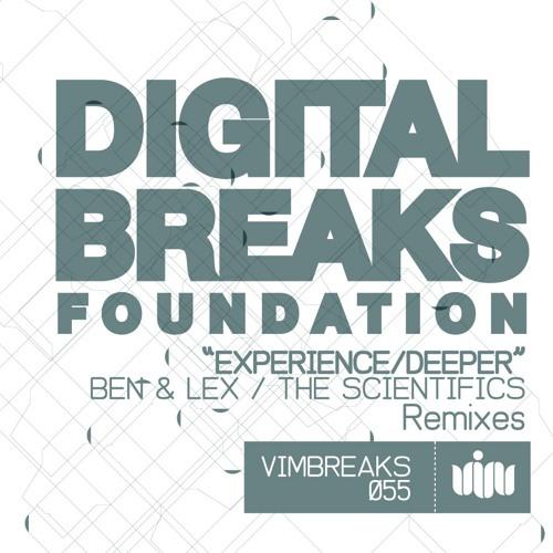 DIGITAL BREAKS FOUNDATION - Deeper (THE SCIENTIFICS Deep Into The Rabbit Hole Remix) 128kbps