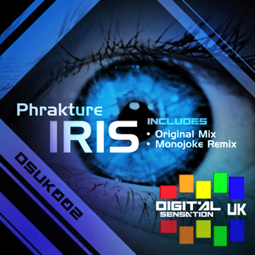 DSUK002 - Phrakture - Iris (Audio Dropout Remix) FREE DOWNLOAD!