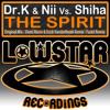 Dr. K & Nii Vs. SHIHA - The Spirit (Original Mix)