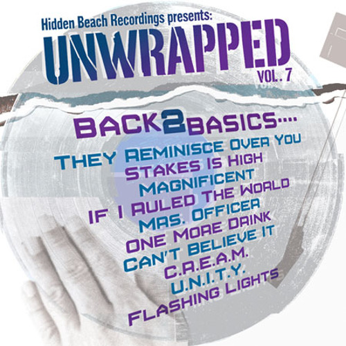 Hidden Beach Presents Unwrapped Vol. 7