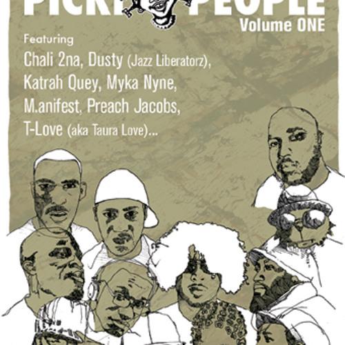 Picki People Compilation Teaser by DJ Damage (Jazz Liberatorz)