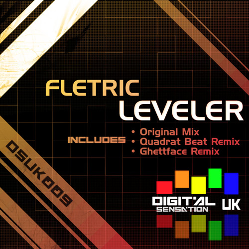 Fletric - Leveler (Original Mix) • Digital Sensation UK