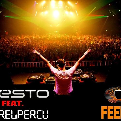 """ Feel It "" Tiësto  [Live Percussions Edit by Aurelpercu]"
