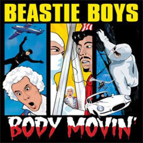 Body movin'(KOP 59 Mix)-BEASTIE BOYS vs  Kelly Dean & Steady