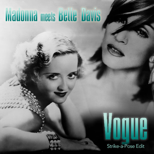 Madonna - Vogue (Strike-a-Pose Dub)