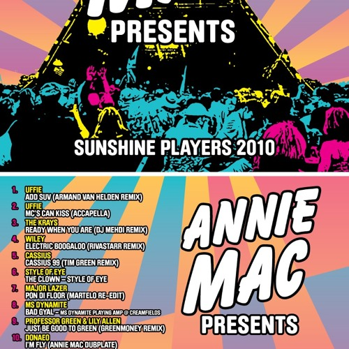 Annie Mac Presents Sunshine Players 2010