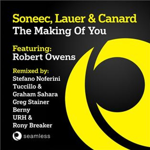 SONEC, LAUER & CANARD Ft ROBERT OWENS - The Making Of You (Berny Remix)[Seamless Recordings]