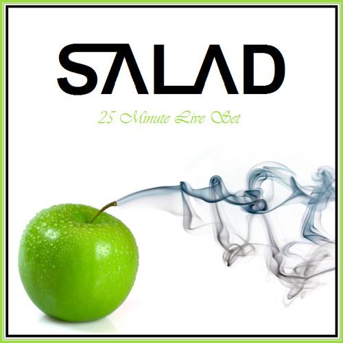 Dj Salad - 25 Minute Live Set