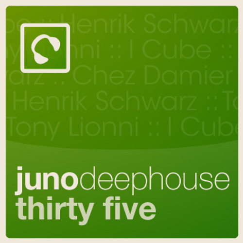 """Juno Deep House 35 - click """"buy on juno"""" for full tracklisting"""