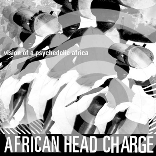 African Head Charge - Run Come See