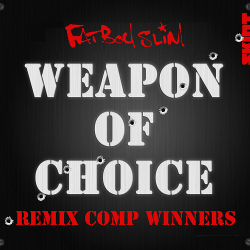 Fatboy Slim - Weapon Of Choice (Zedd Remix)