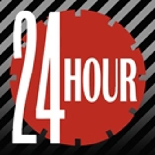 24 Hour Service Station - Label Sampler