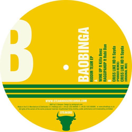 B1 Baobinga - Criss Like HD ft Spyda (Poirier Remix)