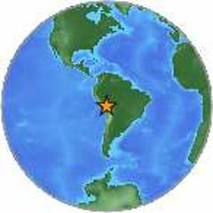 M 5.0, Southern Peru - Wednesday, June 9, 2010 03:54:52 UTC