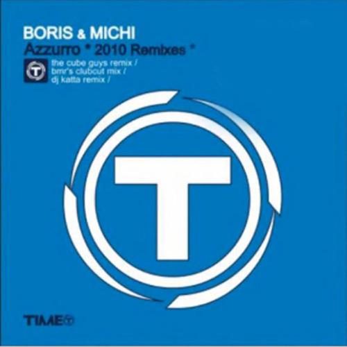 Boris & Michi - Azzurro (Alban K Italian Remix)
