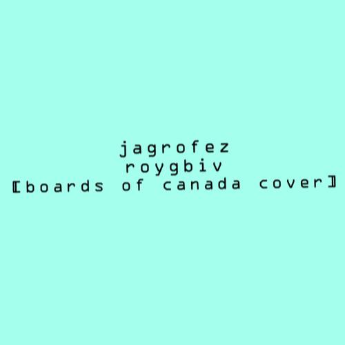 roygbiv [Boards of Canada cover]