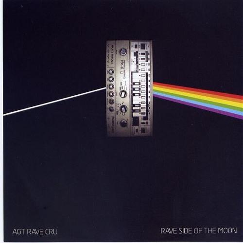 AGT Rave Cru - Rave Side Of The Moon
