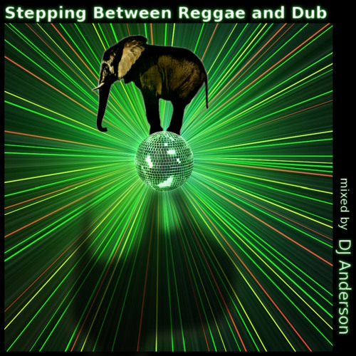DJ Anderson - Stepping Between Reggae And Dub