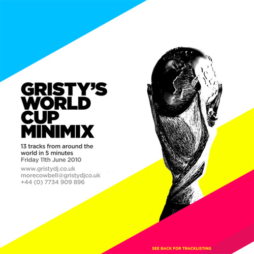 Gristy's World Cup Minimix