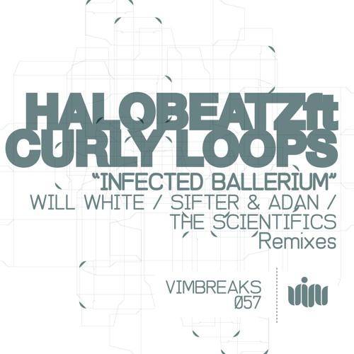 HALOBEATZ feat.CURLY LOOPS-Infected Ballerium (THE SCIENTIFICS remix)