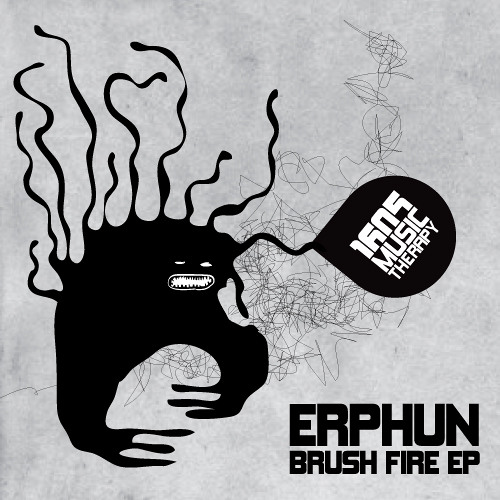 Erphun - Blue Flame (Original Mix)