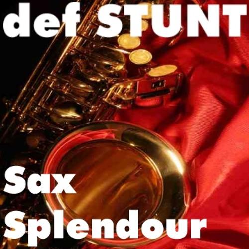 Def Stunt - Sax Splendour (Vocal Mix) [Baroque Records]