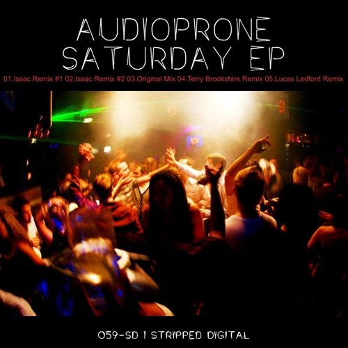 Audioprone - Saturday - Lucas Ledford Remix