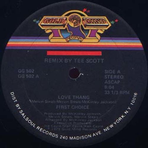 Lovebird Lovethang (Jamie Bull Mash-up Re-edit)