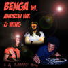 DJ 0.000001 - Benga Vs. Andrew WK & Wing - From The Moon