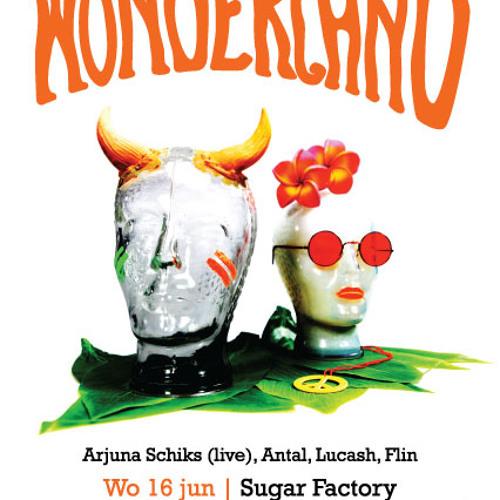 Flin @ Wonderland, Sugar Factory 16-6-2010