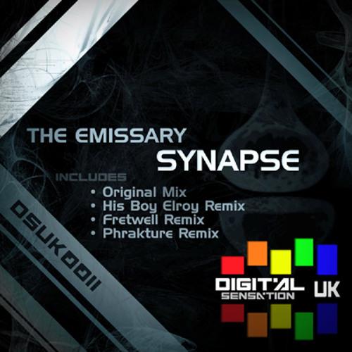 DSUK011 - The Emissary - Synapse (Fretwell Remix)