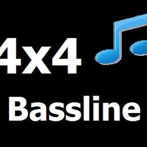 4x4 Basslines