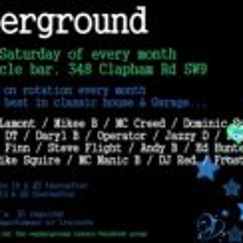 Joe Oldskool - Old Skool Underground