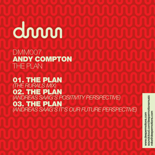 Andy Compton - The Plan (Andreas Saag's It's Our Future Perspective)
