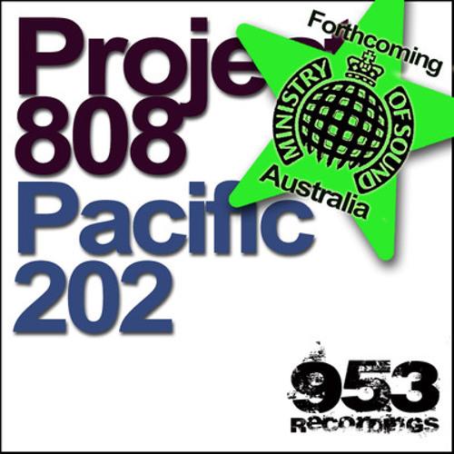 Project 808 - Pacific 202  (Vin De Vitto Remix)  [953 Recordings/MoS, Australia]